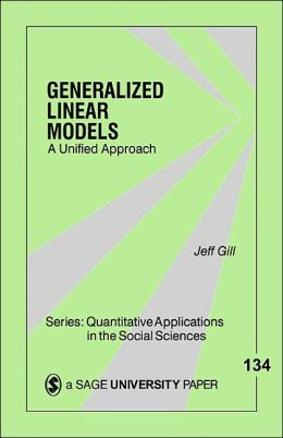 Generalized Linear Models: A Unified Approach