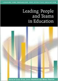 Leading People and Teams in Education