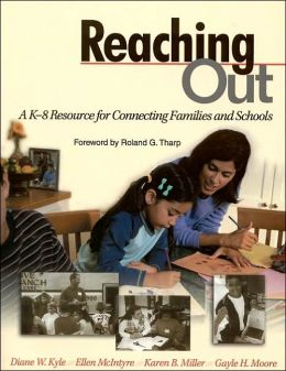 Reaching out : A K-8 Resource for Connecting Families and Schools