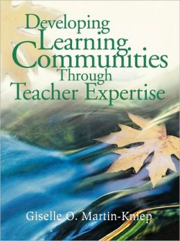 Developing Learning Communities Through Teacher Expertise