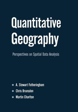 Quantitative Geography