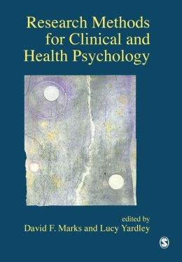 Research Methods for Clinical and Health Psychology