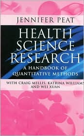 Health Science Research: A Handbook of Quantitative Methods
