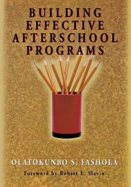 Building Effective Afterschool Programs