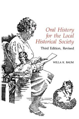 Oral History for the Local Historical Society