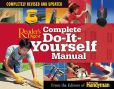 Book Cover Image. Title: Complete Do-It-Yourself Manual:  Completely Revised and Updated, Author: Family Handyman Magazine Editors