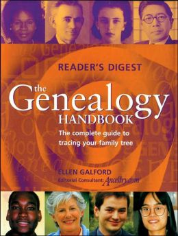 The Genealogy Handbook: The Complete Guide to Tracing Your Family Tree