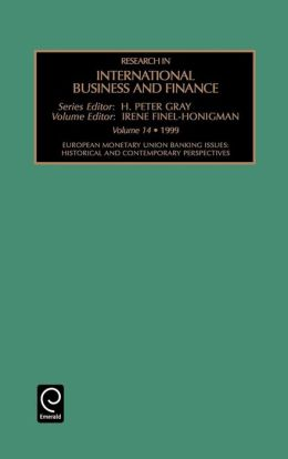 Research in International Business and Finance Volume 14
