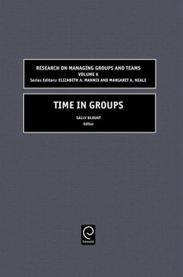Time in Groups