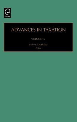 Advances in Taxation At16h