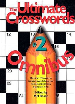 The Ultimate Crosswords Omnibus #2