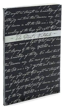 Poet's Notebook: Inspiration, Techniques, and Advice on Crafts
