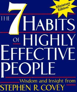 The 7 Habits of Highly Effective People (Irresistible Minature Edition Series)
