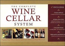Complete Wine Cellar System