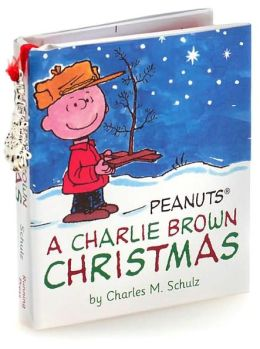 Charlie Brown Christmas Little Gift Book