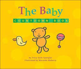 Baby Countdown Book and Clock: A Day-by-Day, Hour-by-Hour, Minute-by Minute Guide to Getting Ready for the Big Event