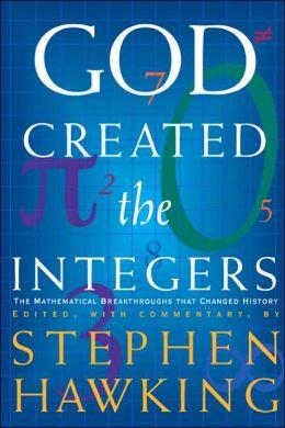 god created the integers pdf
