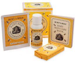 Mini Burt's Bees Baby Skin Care Kit