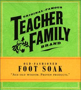 Original Famous Teacher Family Brand Mini Kits: Age-Old Wisdom. Proven Products.: Old-Fashioned Foot Soak