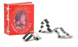 The Night Before Christmas Cookie Cutter Kit