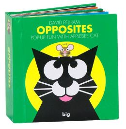 Applebee's Opposites: A Cat and Mouse Pop-Up Book