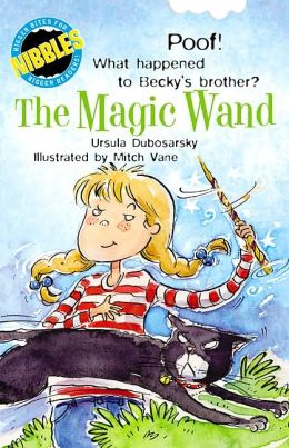 Magic Wand: Poof! What Happened to Becky's Brother?