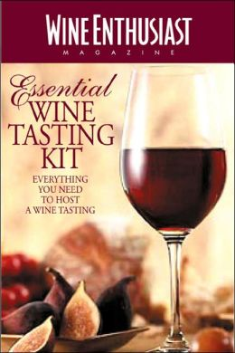 Wine Enthusiast Essential Wine Tasting Kit: Everything You Need to Host a Wine Tasting Party