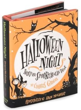 Halloween Night: 21 Spooktacular Poems
