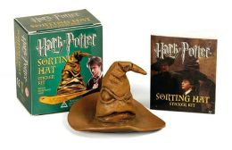 Harry Potter Sorting Hat and Sticker Kit