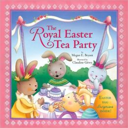 The Royal Easter Tea Party