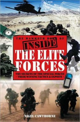 Mammoth Book of Inside the Elite Forces