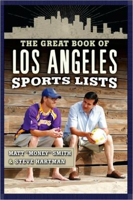Great Book of Los Angeles Sports Lists