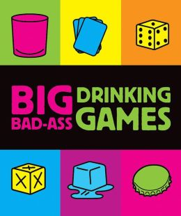 Big Badass Drinking Games Mega Kit