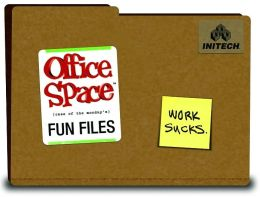 The Office Space Case of the Mondays Fun Files