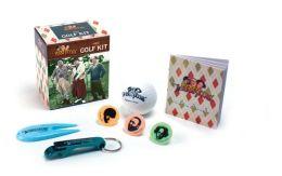The Three Stooges Golf Mini Kit
