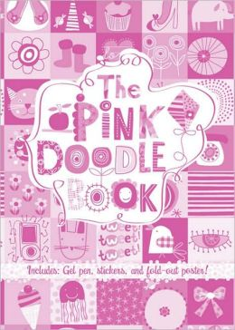 The Pink Doodle Book