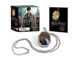Harry Potter Slytherin's Locket Horcrux Kit and Sticker Book