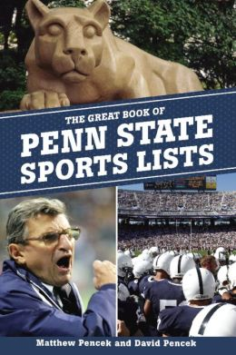 The Great Book of Penn State Sports Lists