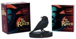 The Raven: Talking Raven Figurine Mini Kit