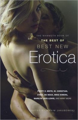 The Mammoth Book of Best of Best New Erotica