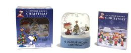 Charlie Brown Christmas Snow Globe Mini Kit