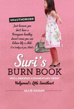 Suri's Burn Book: Well-Dressed Commentary from Hollywood's Little Sweetheart