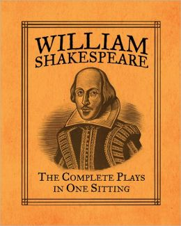 Shakespeare Complete Plays Mini Book