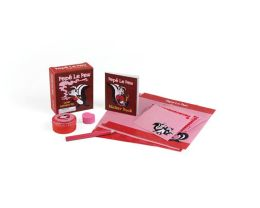 Pepe Le Pew Little Letters Kit [With Sticker(s) and Tiny Envelopes and Stationery and Pencil and Eraser and Pencil Sharpener]