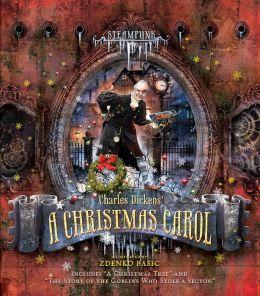 Steampunk: Charles Dickens A Christmas Carol