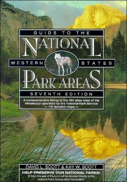 Guide to the National Park Areas, Western States