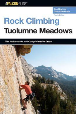Rock Climbing Tuolumne Meadows
