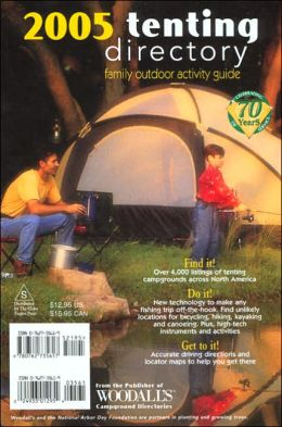 Woodall's Tenting Directory 2005