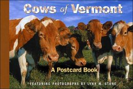 The Cows of Vermont: A Postcard Book