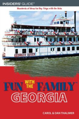 Fun with the Family Georgia: 5th Edition